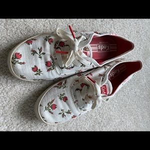 Mini rose Keds